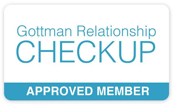 Gottman Relationship Checkup Approved Member
